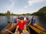 camping-canoeing